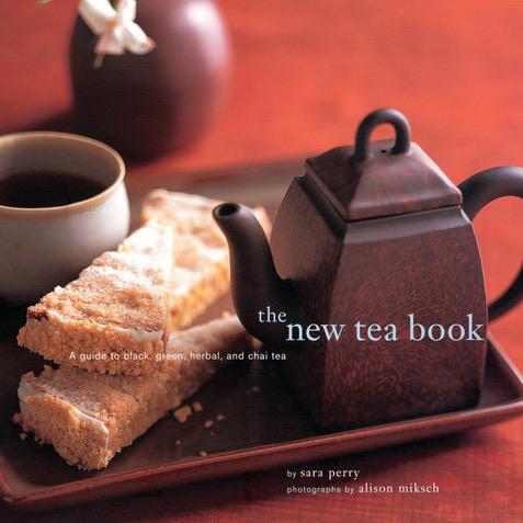 The New Tea Book