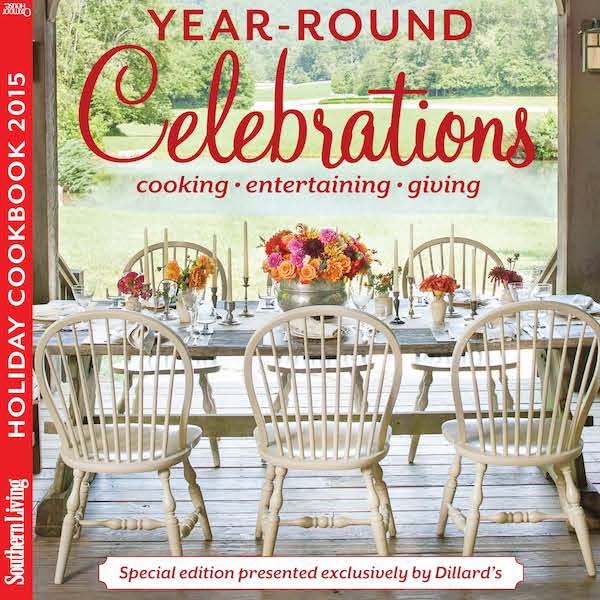 Dillard's Holiday Cookbook and Year-Round Celebrations