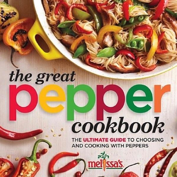 The Great Pepper Cookbook