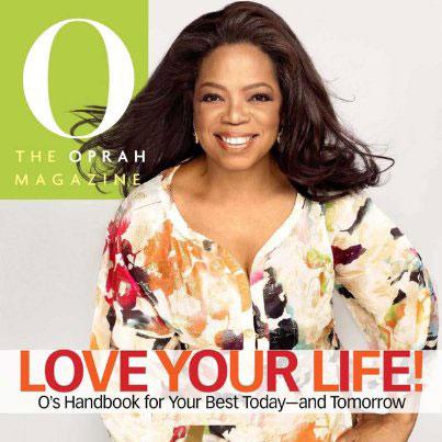 Oprah – Love Your Life